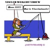 Cartoon: Viscriminatie (small) by cartoonharry tagged holland,visclub,weigering,discriminatie,toonpool
