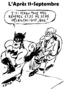 Cartoon: Post-Coitum Melancholy (small) by Zombi tagged sigmund,freud,ubermensch,september,11