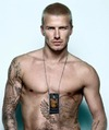 Cartoon: Jesusi Tattoo (small) by Vanessa tagged football,tattoo,beckham,sport,naked