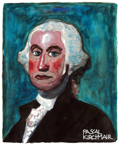Cartoon: George Washington (medium) by Pascal Kirchmair tagged george,washington,caricature,portrait,karikatur,retrato,dibujo,desenho,drawing,dessin,zeichnung,illustration,pascal,kirchmair,usa,president,portret,cartum,cartoon,ilustracao,ilustracion,ritratto,disegno,george,washington,caricature,portrait,karikatur,retrato,dibujo,desenho,drawing,dessin,zeichnung,illustration,pascal,kirchmair,usa,president,portret,cartum,cartoon,ilustracao,ilustracion,ritratto,disegno