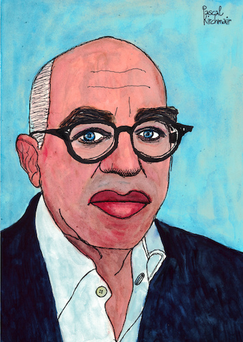 Cartoon: Michael Wolff (medium) by Pascal Kirchmair tagged michael,wolff,fire,and,fury,inside,the,trump,white,house,caricature,illustration,ilustracion,pascal,kirchmair,portrait,retrato,ritratto,drawing,dibujo,desenho,disegno,ilustracao,illustrazione,illustratie,zeichnung,dessin,du,jour,art,of,day,tekening,teckning,cartum,cartoon,vineta,comica,vignetta,caricatura,karikatur,aquarell,watercolour,watercolor,ink,michael,wolff,fire,and,fury,inside,the,trump,white,house,caricature,illustration,ilustracion,pascal,kirchmair,portrait,retrato,ritratto,drawing,dibujo,desenho,disegno,ilustracao,illustrazione,illustratie,zeichnung,dessin,du,jour,art,of,day,tekening,teckning,cartum,cartoon,vineta,comica,vignetta,caricatura,karikatur,aquarell,watercolour,watercolor,ink