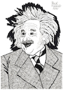 Cartoon: Albert Einstein (small) by Pascal Kirchmair tagged albert,einstein,theory,of,relativity,illustration,drawing,zeichnung,pascal,kirchmair,cartoon,caricature,karikatur,ilustracion,dibujo,desenho,ink,disegno,ilustracao,illustrazione,illustratie,dessin,de,presse,du,jour,art,the,day,tekening,teckning,cartum,vineta,comica,vignetta,caricatura,portrait,retrato,ritratto,portret,princeton,ulm,gravitation,relativitätstheorie,genius,genie,mastermind,wiz,whizz,whiz,genio,porträt