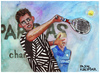 Cartoon: Dominic Thiem (small) by Pascal Kirchmair tagged aquarell,watercolour,tenis,dibujo,desenho,disegno,dessin,drawing,dominic,thiem,tennis,cartoon,karikatur,zeichnung,caricature,vignetta,portrait,retrato,ritratto
