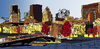 Cartoon: Hafen von Montreal (small) by Pascal Kirchmair tagged port,montreal,hafen,harbour