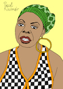 Cartoon: Nina Simone (small) by Pascal Kirchmair tagged nina simone bipolar disorder singer songwriter civil rights movement jazz rhythm and blues rnb folk gospel pop cartoon caricature karikatur ilustracion illustration pascal kirchmair dibujo desenho drawing zeichnung disegno ilustracao illustrazione illustratie dessin de presse du jour art of the day tekening teckning cartum vineta comica vignetta caricatura humor humour political portrait retrato ritratto portret chan porträt artiste artista artist usa pianistin pianist pianista tryon north carolina carry le rouet soul