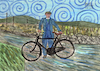 Cartoon: On the way home (small) by Pascal Kirchmair tagged after the rain comes sun again bicycle bike fahrrad on way home irish moments bernd weisbrod illustration drawing zeichnung pascal kirchmair irische impressionen cartoon caricature karikatur ilustracion dibujo desenho ink disegno ilustracao illustrazione illustratie dessin de presse du jour art of day tekening teckning cartum vineta comica vignetta caricatura portrait retrato ritratto portret aquarelle watercolor watercolour acquarello acuarela aguarela aquarela irland ireland heimelig irlanda irlandesi irlande tradition velo bici bicicleta bicicletta bicyclette