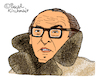 Cartoon: Sanford Meisner (small) by Pascal Kirchmair tagged sanford,sandy,meisner,group,theatre,method,acting,cartoon,caricature,karikatur,drawing,retrato,ritratto,portrait,dibujo,desenho,dessin,illustration,portret,zeichnung