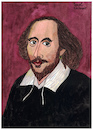 Cartoon: William Shakespeare (small) by Pascal Kirchmair tagged william,shakespeare,karikatur,caricature,dessin,illustration,dibujo,portrait,retrato,pascal,kirchmair,drawing,desenho,ilustracion,ilustracao,illustrazione,zeichnung,tekening,portret,cartum,cartoon,caricatura,theater,theatre