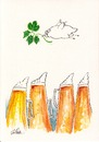 Cartoon: beer (small) by axinte tagged axinte