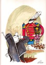 Cartoon: nutcracker (small) by axinte tagged axi