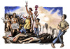 Cartoon: Femen revolution (small) by Niessen tagged delacroix,popolo,rivoluzione,forbici,femen,morte,taglio,lesbica,femministe,freiheit,volk,revolution,schere,sterben,schneiden,lesben,feministinnen,freedom,people,scissors,death,cutting,lesbian,feminists