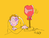 Cartoon: to do or not to do (small) by mitya_kononov tagged mityacartoon