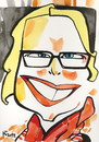 Cartoon: bookstore 2.1 (small) by Kestutis tagged bookstore,caricature,kestutis,smile,peace,art,kunst,portrait