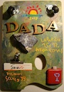 Cartoon: DADA exhibition Poster (small) by Kestutis tagged dada,art,kunst,kestutis,lithuania,vilnius