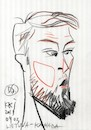 Cartoon: Domantas Sabonis (small) by Kestutis tagged sketch china fiba basketbal lworld cup episode kestutis lithuania