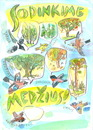 Cartoon: PLANT TREES! (small) by Kestutis tagged tree baum poster bird vogel ornithology lithuania kestutis aquarell sketch watercolor