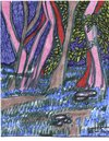 Cartoon: charming landscape (small) by odinelpierrejunior tagged arts,nature,cartoons,paintings,drawings,pictures