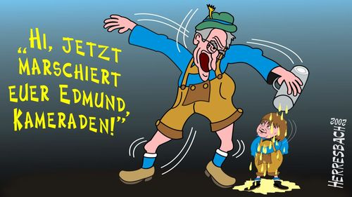 Cartoon: Cartoon 0008 (medium) by cartoonfuzzy tagged humourus,humoristico,globalization,cartoons,cartunes,caricature,caricatura,caricaturas,karikaturen,politik,political,herresbach,wahlen,freiheit,globalisierung,krieg,michel,deutscher,innenpolitik,aussenpolitik,comixfuzzy,cartoonfuzzy