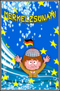 Cartoon: Cartoon 1420 (small) by cartoonfuzzy tagged cartoonfuzzy,aussenpolitik,innenpolitik,deutscher,michel,krieg,globalisierung,freiheit,wahlen,herresbach,political,politik,karikaturen,caricaturas,caricatura,caricature,cartunes,cartoons,globalization,humoristico,humourus,tsunami,kanzlerin,angela,merkel