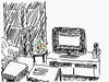 Cartoon: Livingroom_1 (small) by Franc tagged livingroom