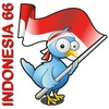 Cartoon: MERDEKA 66 (small) by areztoon tagged indonesia66,merdeka,flag,icon,17an
