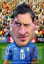 Cartoon: Francesco Totti (small) by RodneyPike tagged francesco,totti,caricature,illustration,rwpike,rodney,pike