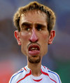 Cartoon: Franck Ribery (small) by RodneyPike tagged franck,ribery,caricature,illustration,rwpike,rodney,pike