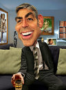 Cartoon: George Clooney (small) by RodneyPike tagged george,clooney,caricature,illustration,rwpike,rodney,pike