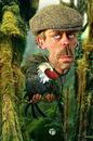 Cartoon: Hugh Laurie - Old Buzzard (small) by RodneyPike tagged art caricature humor illustration manipulation photo photomanipulation photoshop pike rodney rwpike digital graphic celebrity political satire hugh laurie old buzzard