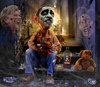 Cartoon: Obamas Nightmare (small) by RodneyPike tagged barack obama caricature illustration rwpike rodney pike