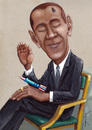 Cartoon: Obama (small) by luka tagged usa