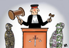 Cartoon: JUSTICE... (small) by Vejo tagged injustice,money,power,influence