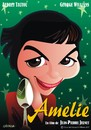 Cartoon: Amelie (small) by spot_on_george tagged amelie,poulain,audrey,tautou,caricature