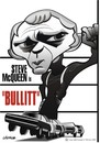 Cartoon: Bullitt (small) by spot_on_george tagged steve,mcqueen,caricature,bullitt