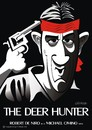 Cartoon: Deer Hunter (small) by spot_on_george tagged seer hunter robert de niro