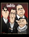 Cartoon: GoodFellas (small) by spot_on_george tagged goodfellas,robert,deniro,ray,liotta,joe,pesche,caricature