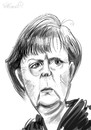 Cartoon: ... (small) by to1mson tagged merkel,deutscland,germany,niemcy