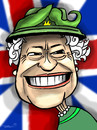 Cartoon: ... (small) by to1mson tagged elisabeth,ii,great,britain,wielka,brytania,queen,großbritanien