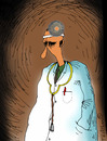 Cartoon: ... (small) by to1mson tagged arzt,lekarz,medic,money,geld,pieniadze