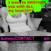 Cartoon: buCO_43 Smother with love (small) by Age Morris tagged agemorris,webdating,webdate,internetdating,internetdate,onlinedating,profile,date,getadate,nodate,datelife,personals,contact,manhunt,lookingforlove,lookingforaman,love,smother,smotherwithlove