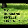 Cartoon: MH - My husband smells like a... (small) by MoArt Rotterdam tagged google,googlehits,manandwife,husband,marriage,married,maritalissues,myhusbandsmells,hesmells,smelllikea
