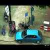 Cartoon: MH - Urban Jungle II (small) by MoArt Rotterdam tagged city,stad,stadsjungle,urbanjungle,bikes,fietsen,car,auto,rotterdam
