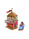 Cartoon: Buchhändler (small) by Mehmet Karaman tagged books,bücher,literatur