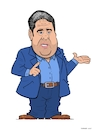 Cartoon: Sigmar Gabriel (small) by Christoon tagged sigmar,gabriel,spd,deutsche,politiker