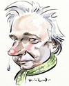 Cartoon: Julian Assange (small) by Bob Row tagged assange,wikileaks,transparency,ciberactivism,antisemitism