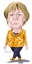 Cartoon: Angela Merkel-Germany. (small) by Cartoonarcadio tagged merkel,germany,europe,chancellor