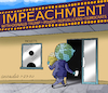 Cartoon: Impeachment...the movie. (small) by Cartoonarcadio tagged usa,impeachment,democrats,republicans,pelosi