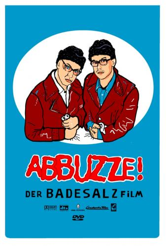 Cartoon: Badesalz DVD Abbuzze (medium) by udoschoebel tagged comedy,badesalz,udo,schöbel