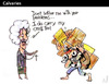 Cartoon: Calvaries (small) by PETRE tagged religion,misery,cross