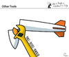 Cartoon: Other Tools (small) by PETRE tagged peace,dialogue,justice
